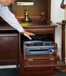 BD-02 Rollout Printer